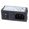 Power Entry Connectors - Inlets, Outlets, Modules -- 1144-1001-ND - Image