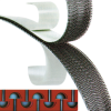 3M SJ-3541 Dual Lock Reclosable Fastener, 2