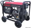 4,000 Watt Portable Diesel Generator