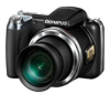 Olympus SP-810UZ Black 14mp 3in LCD Digital Camera w/ 36x (24-864mm) Wide Optical Zoom - 720p HD Video -- V103020BU000
