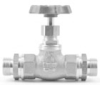 Shut-Off Valve, PN 10 -- DV