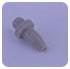 FERRULE, MICRO FINGERTIGHT, 1/16 IN, PEEK™ (USE WITH P-416 FEMALE NUT) -- F-132 - Image