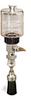 "(Formerly B1745-4X01), Manual Chain Lubricator, 9 oz Polycarbonate Reservoir, 1"" Round Brush Nylon -- B1745-009B1NR3W -- View Larger Image"