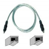 Belkin - IEEE 1394 cable - 4 pin FireWire (M) - 4 pin FireWi -- F3N402-03-ICE - Image