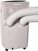 PD Series Dual Hose Portable Air Conditioner: 12,000 BTUH