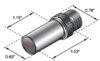 Standard Angle Beam Transducer -- A342S-SU -- View Larger Image