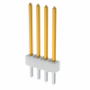 Rectangular Connectors - Headers, Male Pins -- 0022102044-ND -Image