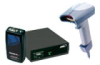 American Microsystems M 6210 Cordless Scanning System with PSC QS6000 Laser - Barcode scanner - handheld -- DU7679