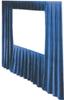 Porta-Fold - Velour Drapery Trim Kit -- Porta-Fold Trim Kit