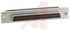 SCSI II & III, Flat Cable Mount Connector, Panel, Female -- 70070229