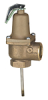 Temperature and Pressure Relief Valve -- 140S 140X