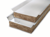 Faced Thermal and Acoustical Fiber Glass Insulation -- Panel Deck FSK-25 batts