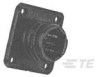 Circular Power Connectors -- 205840-4 -Image