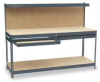 Industrial Workbench,Boltless,W 72 In -- 1YCA3
