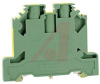 DIN RAIL MOUNTED TERMINAL BLOCK -- 70077251 - Image