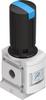 Pressure regulator -- MS6-LR-1/4-D6-AS -Image