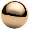 Brass C260 Ball, Grade 200 - Image