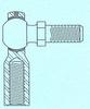 P Series Rod Ends -- PFS-6-GR