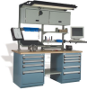 Maintenance Workstation With Cabinets -- R5WL5-2003 - Image