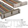 Rectangular Cable Assemblies -- M3CKK-4020K-ND -Image