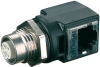 M12-RJ45-Ethernet-Adaptor M12-female d-cod.4p. to RJ45-female, 90° -- 7000-99052-0000000 - Image