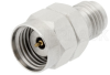 1.85mm Male Threaded Connector Field Replaceable Attachment 0.009 inch Pin -- PE44338 -Image