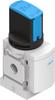 Shut off valve -- MS6N-EM1-3/8-Z -Image