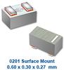 Surface Mount, 0201 Zero Bias Silicon Schottky Detector Diode -- SMS7630-061
