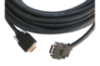 15-pin HD to 15-pin HD Plenum Cable with a 45? Side-Angled Connector -- CP-GM/GM/XL