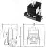 Telephone Jack Switch -- TJS-102