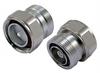 Coax Adapter, 7/16 DIN Male / Female, Low PIM -- AXA-PDMDF