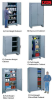 ALL-WELDED HEAVY-DUTY STORAGE CABINETS -- H1121