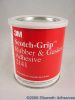 3M Scotch-Grip 2141 Neoprene Rubber and Gasket Adhesive 1 qt -- 2141 1 QUART - Image