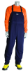 PIP 9100-52564 Blue 2XL Ultrasoft Welding & Heat-Resistant Overall - Fits 52 to 54 in Chest - 32 in Inseam - 616314-36313 -- 616314-36313 - Image