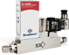 EL-FLOW® Thermal Mass Flow Controller with Integrated Shut-off Valve -- FG-201CS