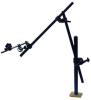 LONG REACH INDICATOR STAND W/FLANGE BASE -- 18054-FL