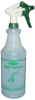 Printed Empty 32 oz. Spray Bottle w/Sprayer -- TB