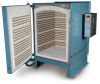 Easy-Load Front Loading Kiln/Furnace -- EL2448