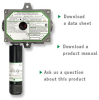 Intelligent Toxic Gas Sensor -- TS4000H - NH3