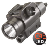 Weapon Mounted Visible and IR LED Tactical Illuminator -- TLR-VIR