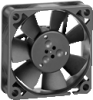 Axial Compact DC Fans -- 512 F-532 -Image
