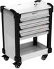 MultiTek Cart 3 Drawer(s) -- RV-GB37A3U110B -Image