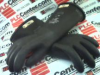 WHITE RUBBER 1-1-10-B ( SAFETY GLOVES 10KVAC 10IN CLASS-1 TYPE-1 BLACK ) -Image