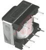Transformer, Telephone Coupling;Pri/Sec:600 Ohms (CT);1.2dB;3 to 3.5kHz;105degC -- 70213327 - Image