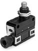 Series SL1: Top Plunger - Short; 1 NC 1 NO SPDT Snap Action; Compression Fitting -- SL1-H