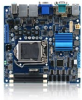 Embedded Motherboard With Intel® Core™ i5/i3 Quad Core™ / Dual Core™ Processor -- EMB-H61A - Image