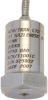 Model MA11, general purpose IEPE accelerometer, 100 mV/G, top connector exit, 2-pin MS type, useable frequency range 2 Hz to 8 KHz -- 060-J078-01