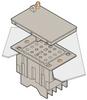 Mains Test Blocks -- 8040804