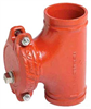 Hydronic Strainer -- 730-16IN-E-STD-SS