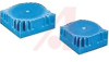 TRANSFORMER: PC MOUNT: LOW PROFILE: 1.6VA, SEC-FULL LOAD VAC 2X12, CURRENT 67MA -- 70065764 - Image